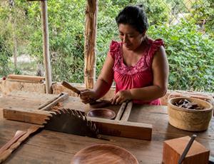 Calakmul mi escape for Alberca 20 de noviembre campeche