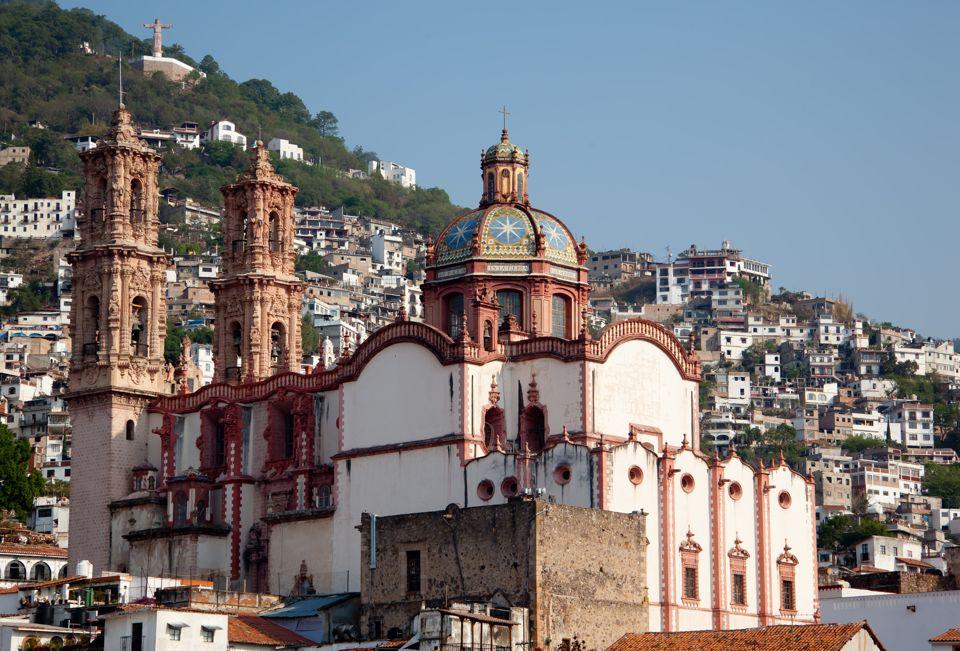 Taxco, una de las ciudades coloniales de México más hermosas