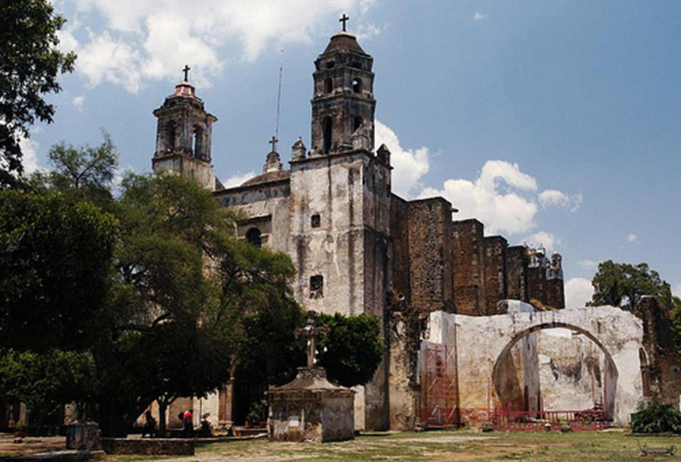 Hidalgo Mexico Tours