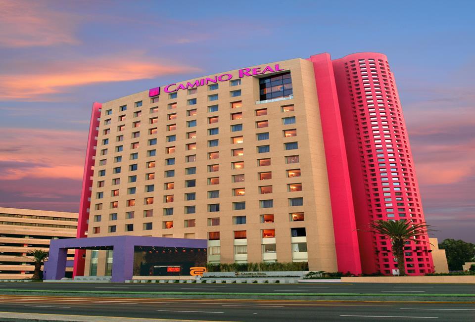 hotel camino real pedregal hotel en la ciudad de m xico On hotel camino real pedregal